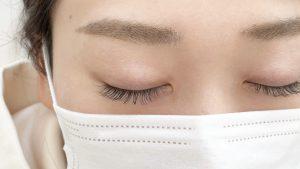 花粉症でもマツエクしたい!目が痒い時の対策デザイン